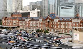 tokyo station u0027s marunouchi side restored to 1914 glory the japan
