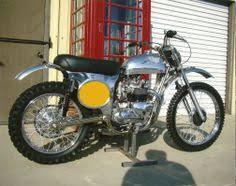 triumph motocross bike bsa b 50 mx 500 cc