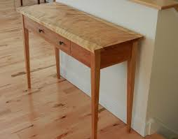 Hall Table Plans Charming Wooden Hallway Table With Pallet Hall Table Entryway