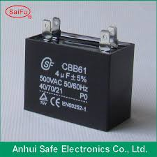 welcome consulting different capacitor for generator ac motor run