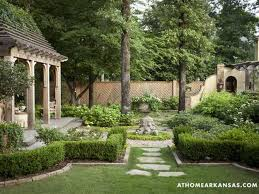 French Backyard Garden Italian Backyard Landscape Gardens Native - Italian backyard design