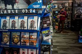 gamestop thanksgiving sale here u0027s why shares of gamestop are tanking fortune