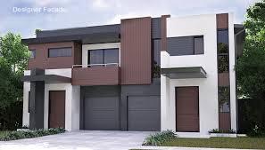 Duplex Floor Plans Australia Duplex Designs By Zac Homes