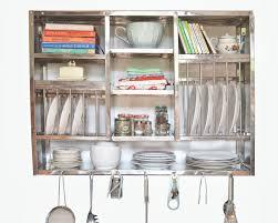 Kitchen Cabinet Plate Rack Storage by Furniture Home Wood Bamboo Kitchen Storage Font B Rack B Font