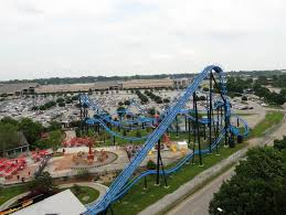 Six Flags In Kentucky Trip Report A Day At Kentucky Kingdom Coaster101