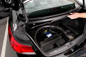nissan altima 2016 trunk spare us automakers they u0027re removing trunk tires in more new car