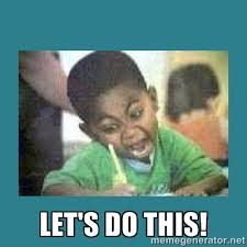 Lets Do This Meme - on the bench reps rolling pins and building a better baker