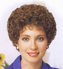 tight perms hair on old woman sexy poodle perm i wish this was back in fashion short permed