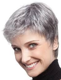 coupe cheveux gris cheveux gris courts