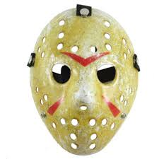 halloween h20 mask for sale uk halloween jason voorhees friday 13th deluxe hockey mask fancy
