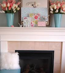 Easter Mantel Decorating Ideas Pinterest by Elegant Interior And Furniture Layouts Pictures 25 Best Electric