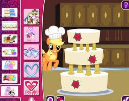 wedding cake online play free my pony wedding cake online