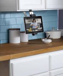 Amazoncom Belkin Kitchen Cabinet Tablet Mount Computers - Wall mounted kitchen cabinets