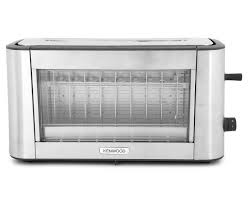 Clear Sided Toaster Catch Com Au Kenwood Persona Glass Toaster