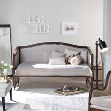 Living Room Daybed Belham Living Halstead Upholstered Daybed Hayneedle