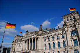 The Germany Flag Free Images Architecture Palace City Home Cityscape