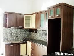 Daftar Harga Kitchen Set Minimalis Murah Kitchen Set Ponorogo Tekstur Serat Kayu Bpk Hendra Kitchen