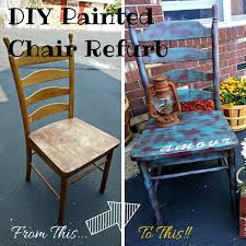 Shabby Chic Furniture Paint Colors by How To Paint A Chair Rustic And Shabby Chic Furniture Fun Live