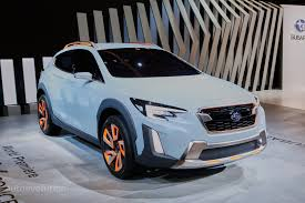 subaru xv 2016 interior 2017 subaru xv crosstrek previewed by this rugged concept in