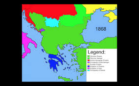 Map Of The Balkans History Of The Balkan Peninsula 1500 2016 Youtube
