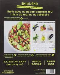 simplissime cuisine livres de cuisine inspirant amazon simplissime le livre de cuisine