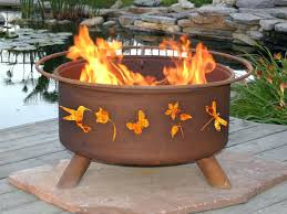 Outdoor Fire Pit Chimney Hood by Articles With Outdoor Fire Pit With Chimney Uk Tag Terrific