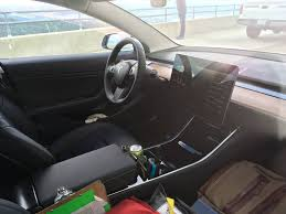 land rover series 3 interior tesla model 3 interior photos autopilot stalk steering wheel and