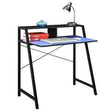 Student Writing Desk by Altra Black And Blue Reversible Student Desk 9390096