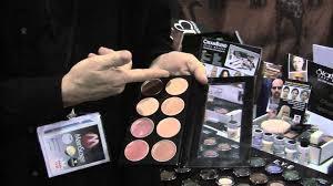 mehron mini pro makeup kit youtube