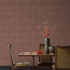 serene red wallpaper by graham and brown colour spotlight red