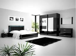 chambre coucher blanc et noir chambre a coucher moderne noir et blanc avec beau chambre coucher