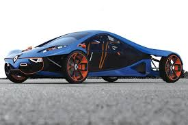 renault concept design student lets it fly with radical renault concept