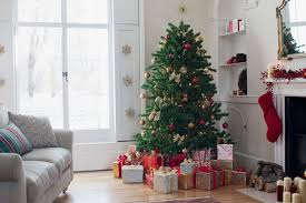 cheap christmas trees with lights wondrous cheap christmas decorations uk sensational design how to