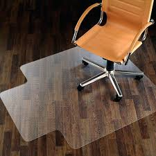 Wooden Floor Protector Mat Plastic Chair Mat For Carpet Floor Protector Mats Office Chairs On