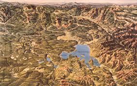 Map Of Yellowstone National Park Yellowstone U0027s