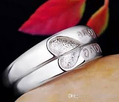 new fashion rings images B84 hot style new fashion jewelry korean opening ring couple jpg