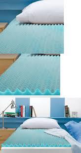 Novaform Gel Memory Foam Mattress Topper Beautyrest 3 Inch Sculpted Gel Memory Foam Mattress Topper King