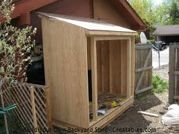 How To Build A Pole Barn Shed by Lean To Shed Plans Easy To Build Diy Shed Designs