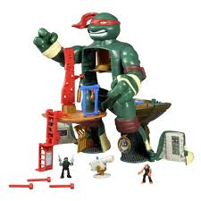 teenage mutant ninja turtles action figures toys