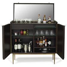Gold Bar Cabinet Mitchell Gold Bob Williams Roxbury Bar 2 376 Liked On