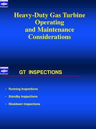 gas turbine maintenence aspects gas turbine gas compressor