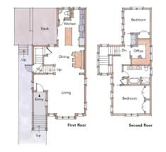 Floor Plan For Small House by 5 Small Home Plans To Admire Fine Homebuilding