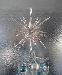 pottery barn glass beaded starburst tree topper cre8ive