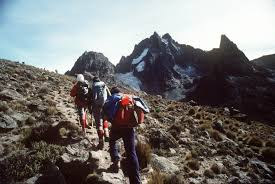 jeep mountain climbing 3 days mount kenya climbing safari