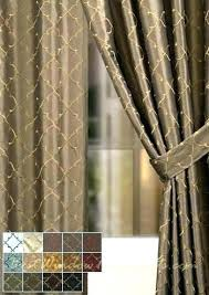Gold Color Curtains Brown And Gold Curtains Blue Gold Curtains Curtain Panel Available