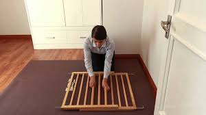 mat en bois traphekje liam hout installatie barrière liam en bois
