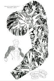 mind blowing biomechanical tattoo designs photo 3 photo