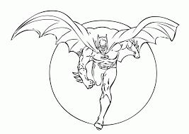 batman pictures color kids kids coloring