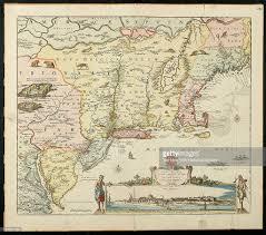 Map Of Eastern Canada by Novi Belgii Novaeque Angliae Nec Non Partis Virginiae Tabula