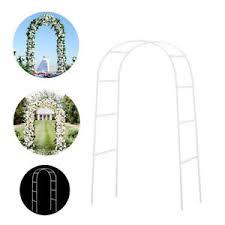 wedding arch ebay australia 7 5 ft white metal arch wedding garden bridal party